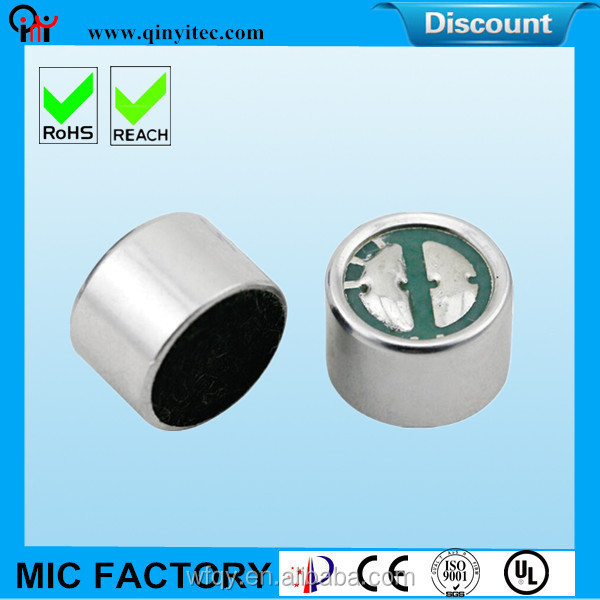 6mm*5mm high sensitivity electret condenser microphone (WFQYDZ)