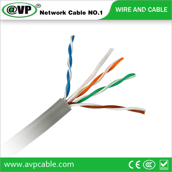 AVP CAT5E/CAT6 network cable high speed best quality