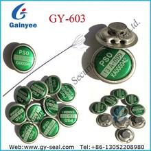 Whole sell water meter seal lead seal for meters GY-603