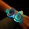 2015 new coming led watch,silicon watch jewelry wholesale