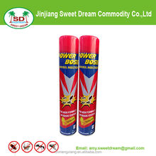 POWER BOSS fast killing aerosol insecticide spray