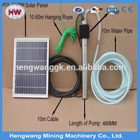 Swimming Pool Solar Water Pump with solar panels,sensors,pump,controller,etc.