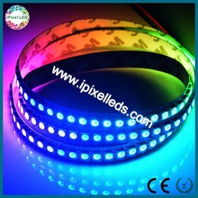 144leds/meter APA102 digital addressable 5050 rgb flexible led strip light