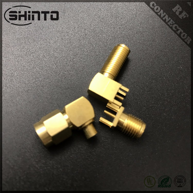 UL Approved High Quality SMA Female Connector Panel Mount