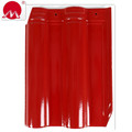 Villa Roof Tile Interlocking Ceramic Tile 300x400mm Red Colour