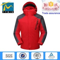 hangzhou clothes manufacturer windproof 3-in-1 ropa