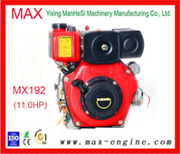 11.0HP Light Weight Small Inboard Diesel Engine