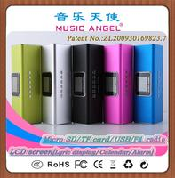 MUSIC ANGEL JH-MAUK5B amplifier tube oem mini usb speaker for mobile phone