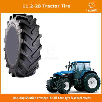 Tractor Tires 11.2x28 R-1 Pattern For Sale