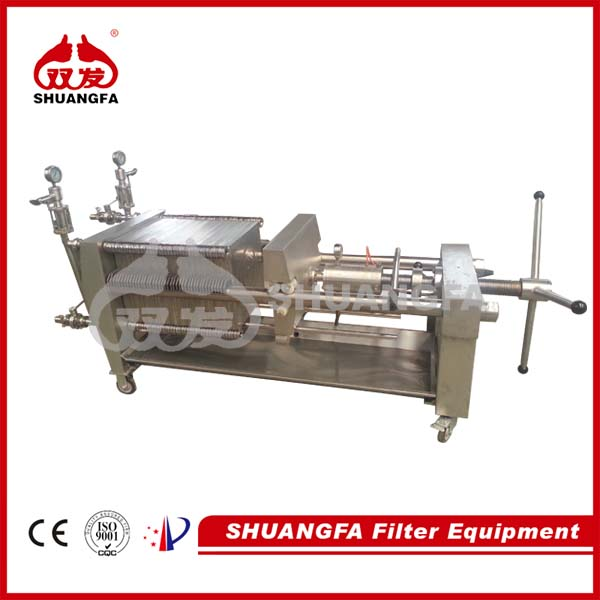 SS304 Water Oil Filter Machine, Wine Filter Machine With Best Price