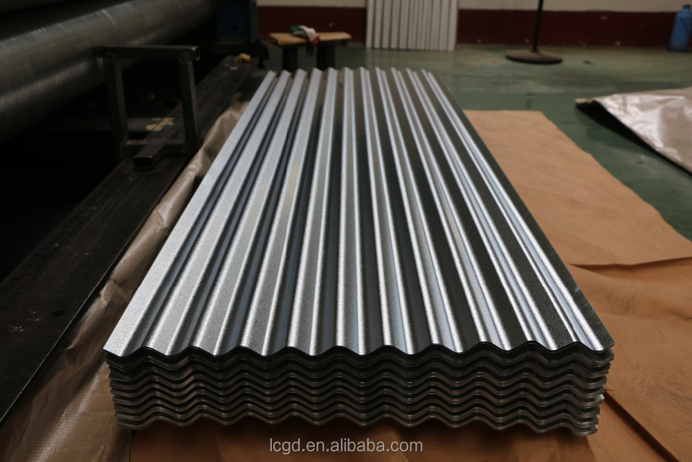 galvanized corrugated sheet metal roof ceiling design