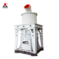 Factory direct provide light calcium carbonate powder mill