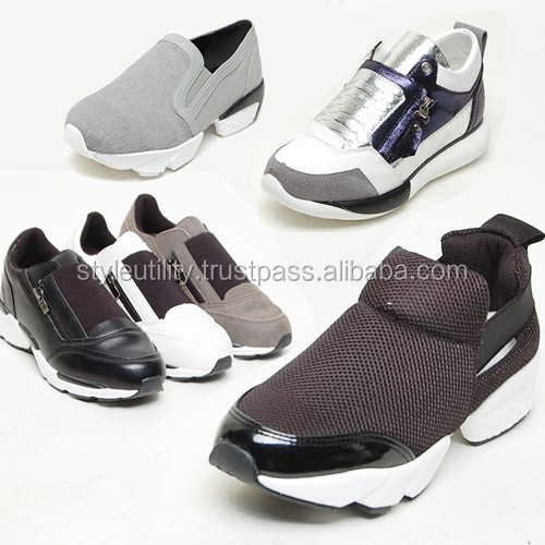 2015 fashion sneakers luxury style Made in Korea