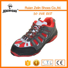CE Genuine Leather Steel Toe Cap Casual Work Shoes For Men