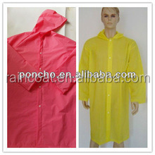women in plastic raincoat/good quality raincoat/ladies in plastic raincoats