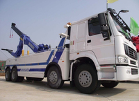 Rotator Wrecker 20-30 ton Heavy Duty Rotator Tow Truck Heavy Recovery Trucks Heavy Rescue Trucks Sale