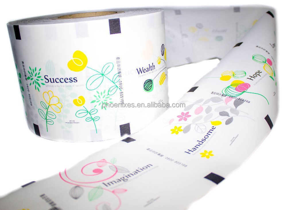 Paper Sealing Film For paper or plastic cups