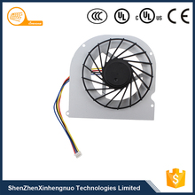 Amazon Hot Selling 4Pin Low Price Laptop Cooling Fan for Asus F80C F80S F80Q F80L F81S X82 F83 X88 X85S Series