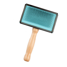 Quality assuaance pet grooming brush deshedding tools pet grooming