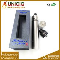 2015 hot new mod vape cigarett mechanical vape tool kit indulgence mutation x mod vs mutation x v4 rda newest oil vaporizer pen