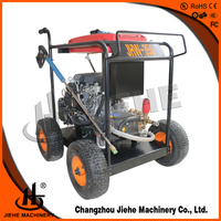 Handy pavement sewer drain cleaning machine(JHW-350)