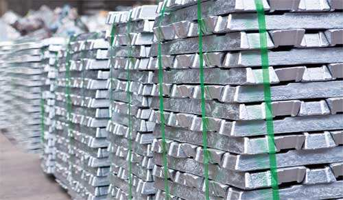 competitive price Zinc Ingot 98.5---99.995%