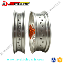 17Inch 400CC KTM EXC400 Enduro Racing Sport Motorcycle alloy hole wheels