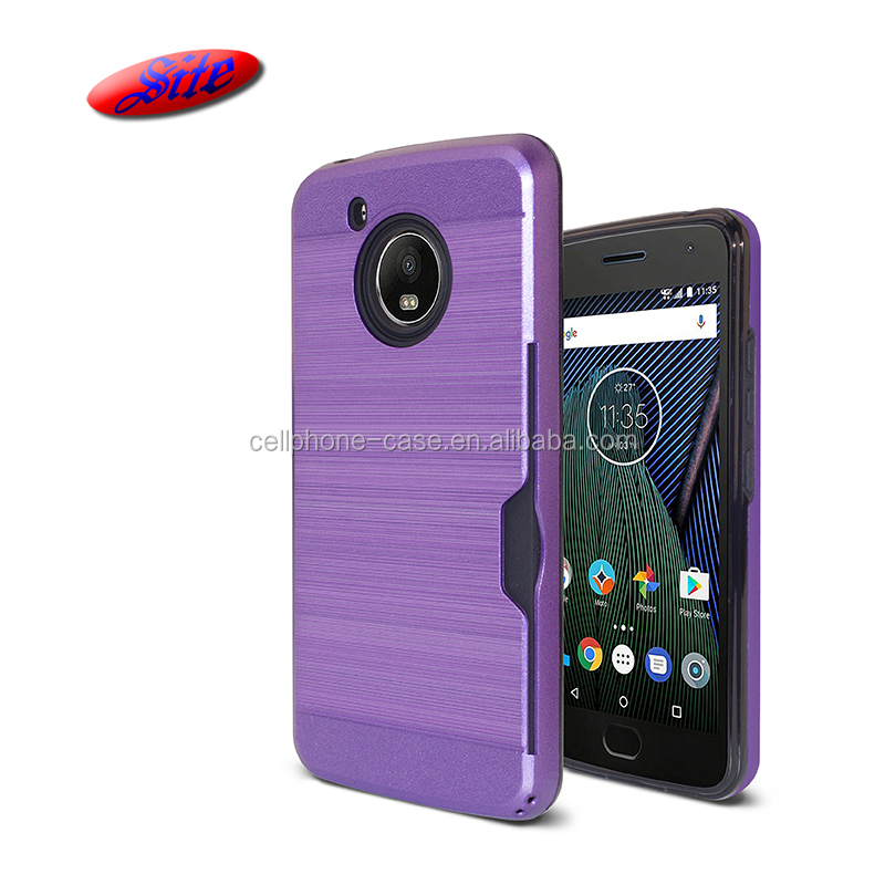 Premium Ultra <strong>Shock</strong> Dual-Layer Soft TPU Interior Durable PC Exterior Case For <strong>Motorola</strong> Moto G5