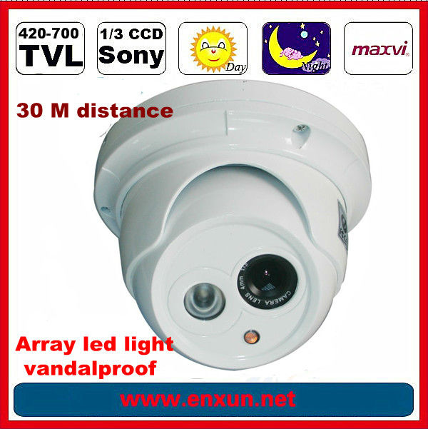 Sony 700 TVL 30 m distance effio DSP 1 3 sony exview ccd b w camera