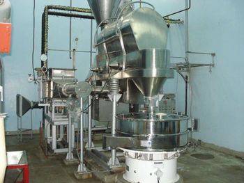 Coconut Powder Plant