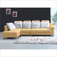 2015 Leather Sofa and home furniture living room leather furniture