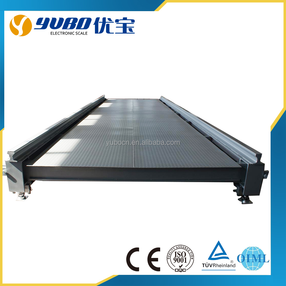Weighbridge price 40 ton to 120 ton digital weighbridge