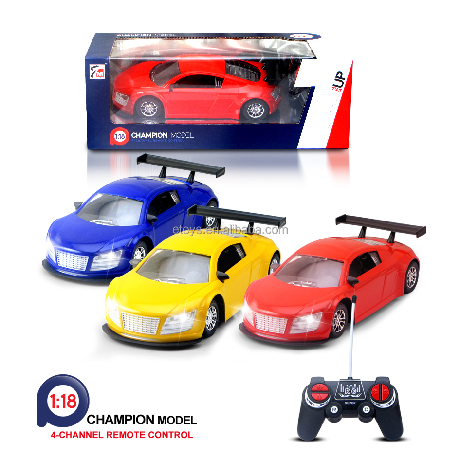 wholesale alibaba kid toy strong stability radio control sports car can Drift