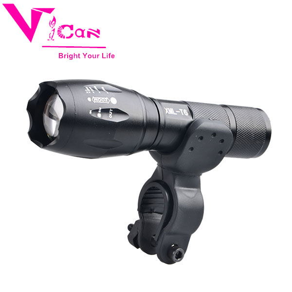 LED Bike Front Light Dismountable Mountain bike LED light