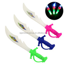 Light up Plastic Sword Weapon Toy for your kids