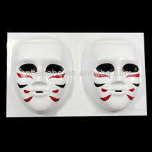 Handmade Masquerade Mask Sticker For Man