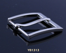 30mm high quality metal pin belt buckle manufacture