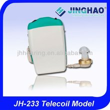Tv mail pocket body hearing aid on sale