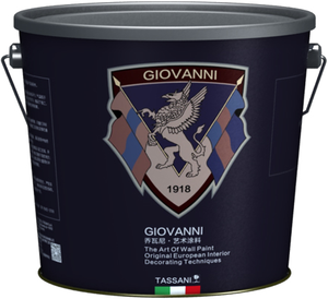 Top Paint Brands Customized Colors Art Paint with Soft touch acrylic emulsion best house deco interior paint Goivanni Parvatini