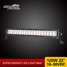 "22"" 120 W LED Lightbar LED Offroad Light US CREE LED Light Bar"