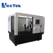 High quality AccTek cnc router for metal, cheap aluminum engraving machine on promotion