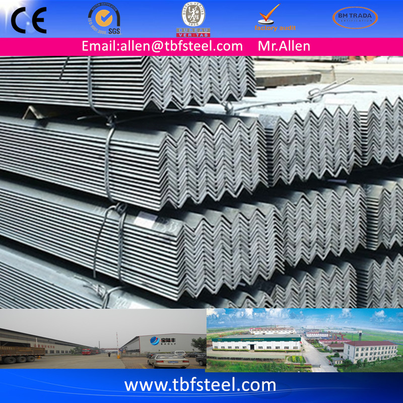 China ASTM A36/JIS G3192/EN10025 L Channel <strong>Steel</strong>