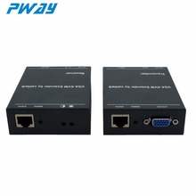 VGA KVM Extender audio&video 200M over CAT5E/6 UTP cable sender and receiver 1080P