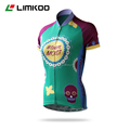 Fashion Popular Custom Sublimation Short Sleeve Cycling Jersey/Cycling Top