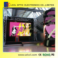Main product led P5 led die casting full color display sign with high definition