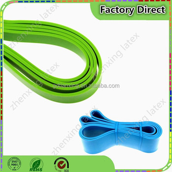 9 Strength level 208cm Specification Resistance loop bands for Gym