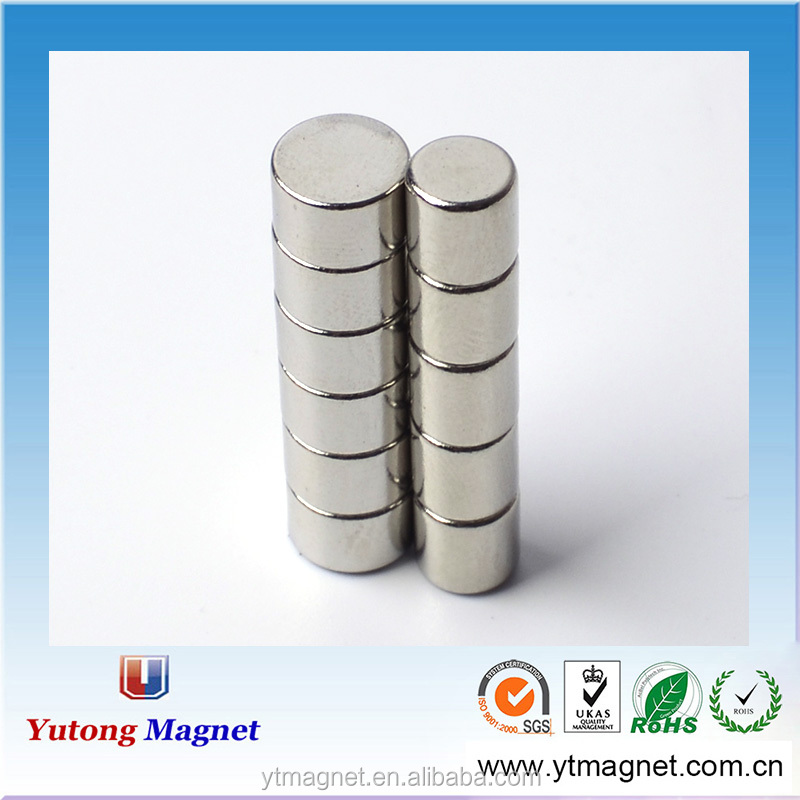 Round Cylinder Magnets Deep DIY personalized Multi-Use for Fridge door Whiteboard map Screen Door Bulletin boards