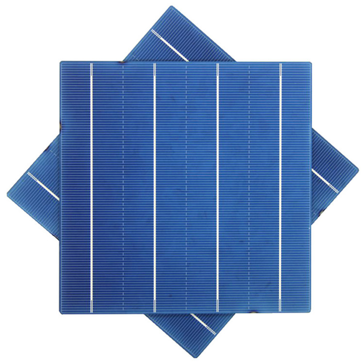 156MM Polycrystalline Silicon A Grade Solar Cells 6x6 For <strong>Poly</strong> DIY Solar Panel