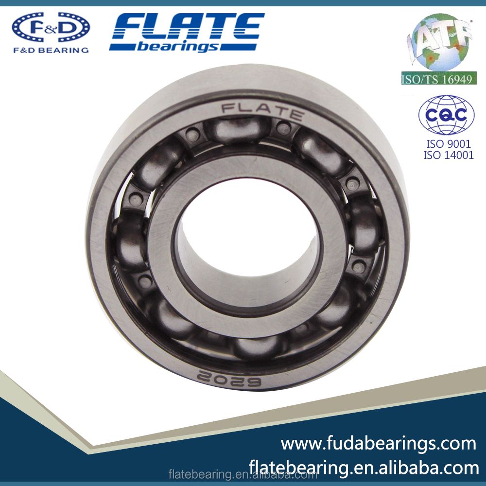 new deep groove ball bearing with u steel ring