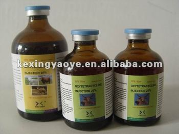 100 ml oxytetracycline 20% long acting injection